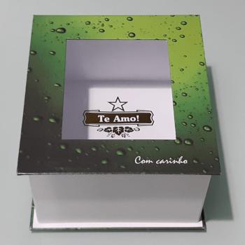 Caixa cartonada - Heineken
